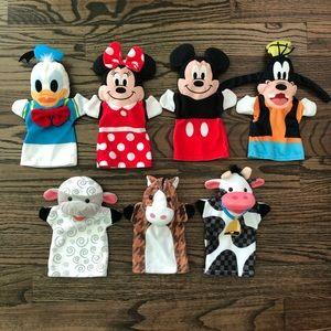 Melissa & Doug Disney Puppets